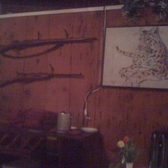 Photo taken at The Safari Room by Gia T. on 10/7/2011