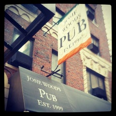 Photo taken at Josie Woods Pub by Owen I. on 6/22/2012