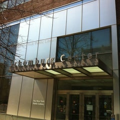 Photo taken at New York Public Library - Schomburg Center for Research in Black Culture by John Y. on 4/5/2012
