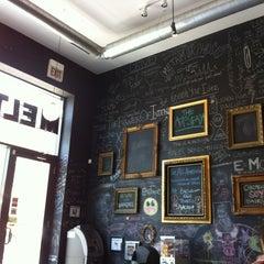 Photo taken at Melt Sandwich Shoppe by Bradford W. on 7/6/2012