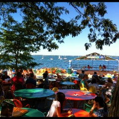 Photo taken at Memorial Union Terrace by molly s. on 8/28/2012