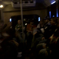 Photo taken at Lightning Party Bus by Mary Ellen H. on 11/5/2011