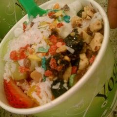 Photo taken at Yogurt Vi by Mark L. on 7/2/2012