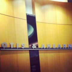Photo taken at Otis & Ahearn by Yera H. on 1/3/2012