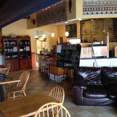 Photo taken at Angel's Island Coffee by Garth P. on 8/17/2012