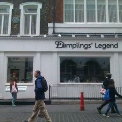 Photo taken at Dumplings' Legend by Ric J. on 6/6/2011