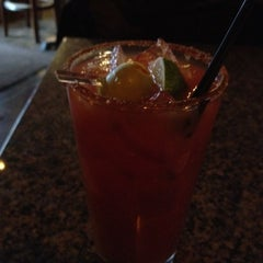 Photo taken at Easy Street Brasserie by Leigh F. on 1/20/2012