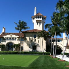 Photo taken at The Mar-a-lago Club by Ken M. on 3/10/2012