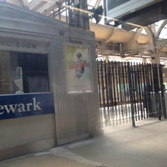 Photo taken at Newark PATH Station by Carlitos' W. on 7/27/2012