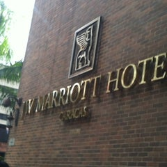 Photo taken at JW Marriott Hotel by Mariale O. on 1/28/2012
