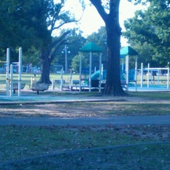 Photo taken at Marquette Park by Andi D. on 7/3/2012