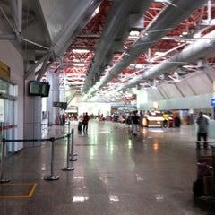 Photo taken at Aeroporto Internacional de São Luís / Marechal Cunha Machado (SLZ) by Carla B. on 9/5/2012