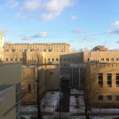 Photo taken at Гимназия №1518 by Grigory M. on 12/29/2011