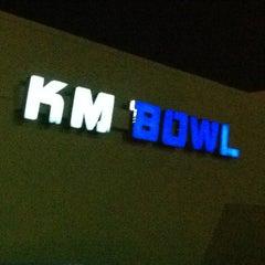 Photo taken at Kearny Mesa Bowl by Randy B. on 2/29/2012