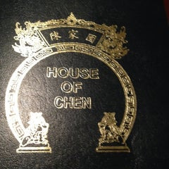 Photo taken at House of Chen by Jason P. on 2/17/2012