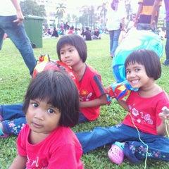 Photo taken at Sungai Kita by Fara Dila M. on 7/29/2012