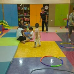 Photo taken at Kidz Sportland by Touch L. on 4/22/2012