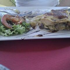 Photo taken at Restaurante El Colestrol by Nuno S. on 9/7/2012