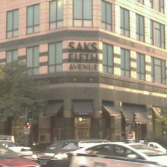 Photo taken at Saks Fifth Avenue by Steve S. on 9/14/2011