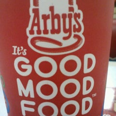 Photo taken at Arby's by Justin O. on 6/6/2012