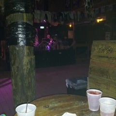 Photo taken at Flora-Bama Lounge, Package, and Oyster Bar by Johnathan S. on 9/11/2012