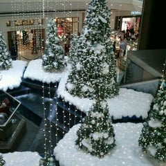 Photo taken at Fair Oaks Mall by Jenny M. on 12/24/2011