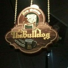 Photo taken at The Bulldog by Tony C. on 1/10/2012