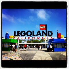 Photo taken at Legoland California by Kyle H. on 8/6/2012