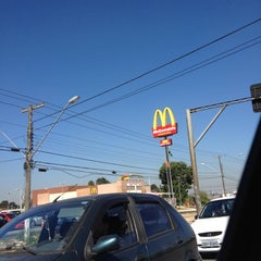 Photo taken at McDonald's by Gustavo G. on 3/9/2012