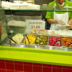 Photo taken at Cheep's Pita Creations by Michael D. on 9/5/2012