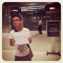 Photo taken at Baggage Claim by Jonathan on 9/5/2012