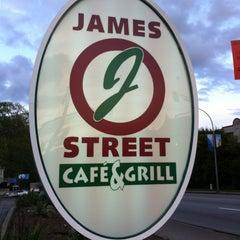 James Street Cafe Burnaby