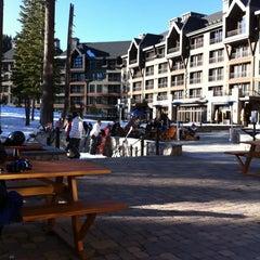 Photo taken at The Ritz-Carlton, Lake Tahoe by Chris H. on 1/22/2011