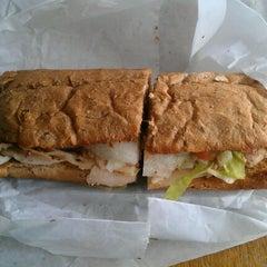 Photo taken at Potbelly Sandwich Shop by Ed L. on 9/30/2011