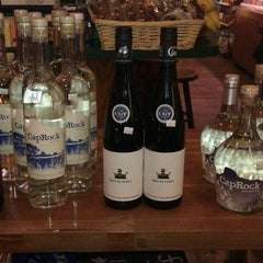 Photo taken at Wagshal's Deli by Andrew Vino50 Wines on 3/30/2012
