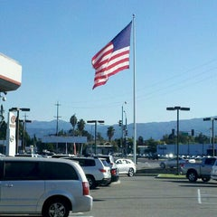 Photo taken at Capitol Toyota by Karen A. on 9/21/2011