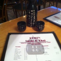 Photo taken at Furin Sushi by Amelia F. on 6/3/2012