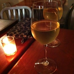 Photo taken at Pure Wine Cafe by Kathleen F. on 3/8/2012