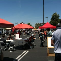 Photo taken at SoCo Farmers Market by Natalie L. on 4/28/2012