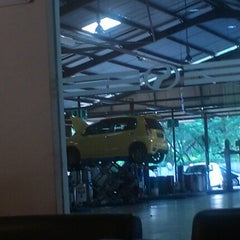 Photo taken at Perodua Sales & Service Center by Fadhlina Z. on 8/22/2012