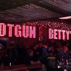 Photo taken at Shotgun Betty's by Raymond M. on 12/30/2011