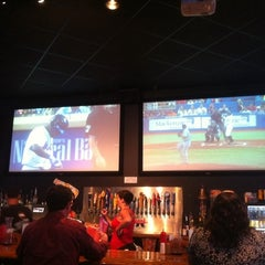 Photo taken at Tewbeleaux's Sports Bar & Grill by Aaron M. on 7/21/2011