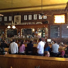 Photo taken at Rogue Ales Public House by Bob G. on 3/3/2012