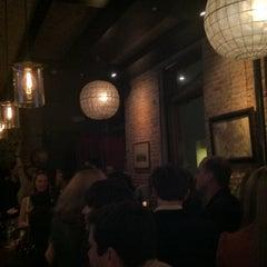 Photo taken at Taverna Aventine by Nina on 2/25/2012