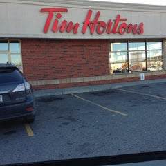 Photo taken at Tim Hortons by Dom B. on 11/4/2011