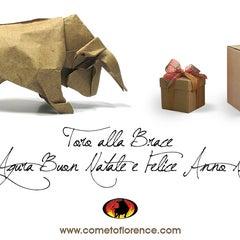 Photo taken at Toro alla Brace by Toro A. on 12/22/2011