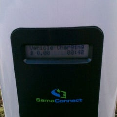 Photo taken at ATR Solar Electric Vehicle Charging Station by David P. on 11/3/2011