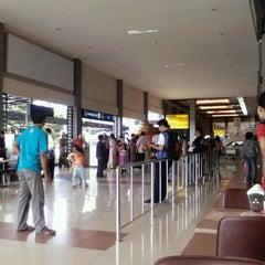 Photo taken at Adi Soemarmo International Airport (SOC) by Arief Ibrahim W. on 10/12/2011
