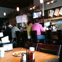 Photo taken at Cousin Sam's Pizzeria And Brew by Renee C. on 7/23/2011