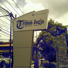 "Photo taken at Tribun Jogja Koran Daerah Kompas Gramedia by gthaSgeth"" on 3/24/2012"